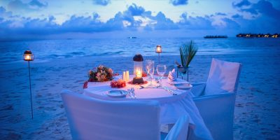 Private dinner on the beach (3)